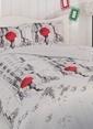 Eponj Home Tek Kişilik Kolay Ütülenir Nevresim Takımı Beyaz